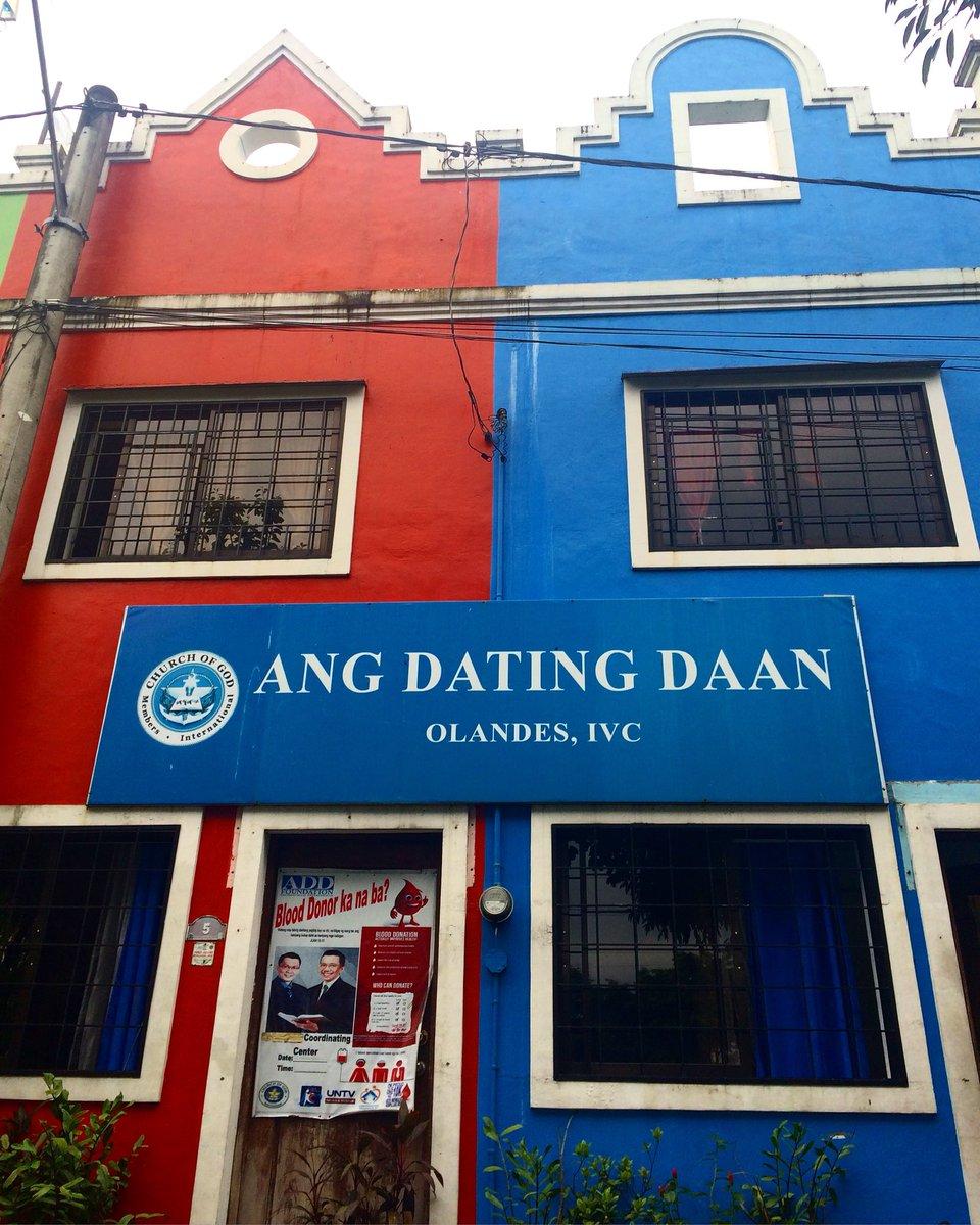 Ang dating daan Marikina