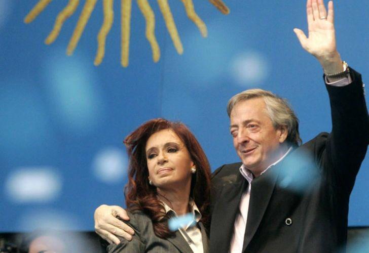 Néstor Kirchner 1950-∞ ���� https://t.co/hPFVLEt1MX