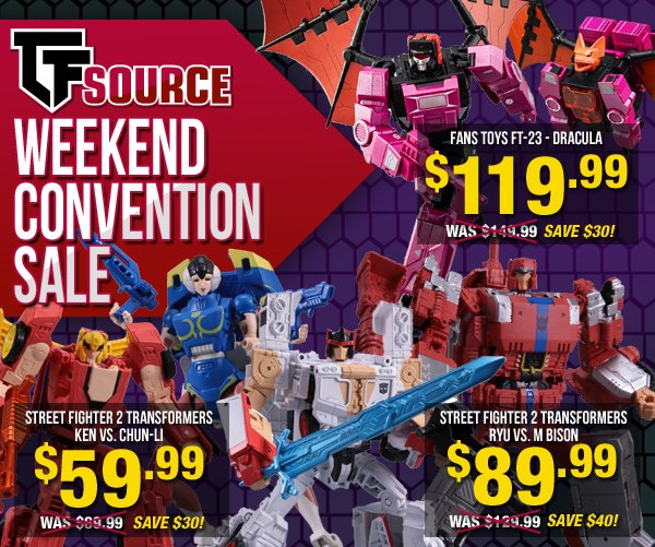 Tfsource Toy Store V Twitter Save Up To 40 Off Fans