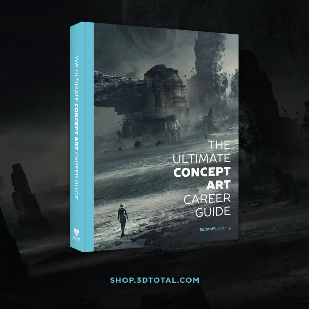 Concept Art Career Information