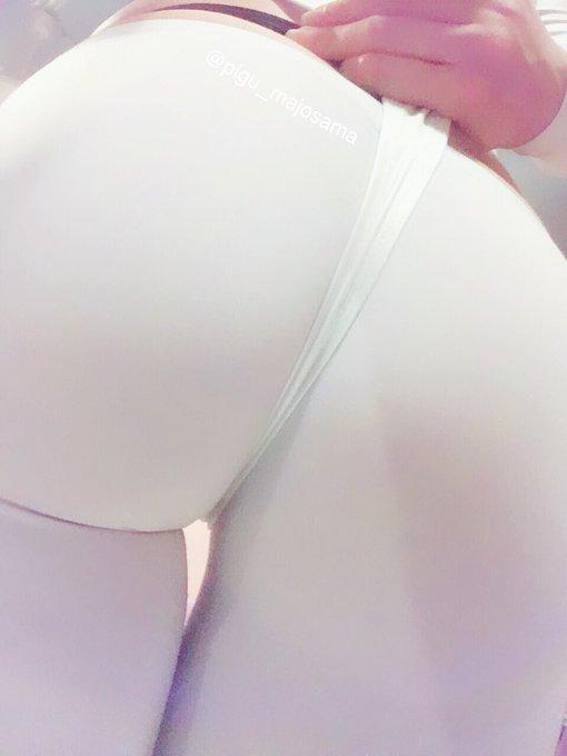 ぴぐ魔女様のTwitter自撮りエロ画像21