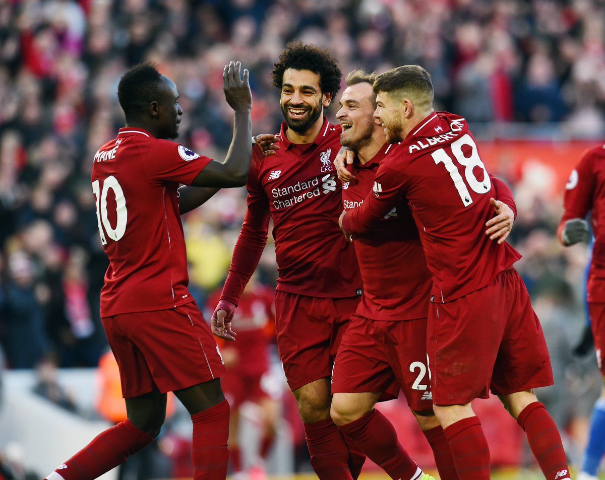 Liverpool Fc: Liverpool FC On Twitter: