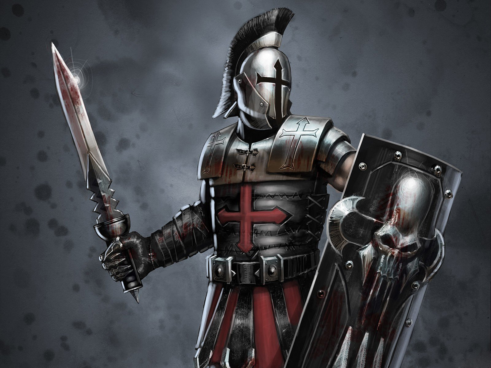 картинки крестоносцев с щитом и мечом еще совсем уверен