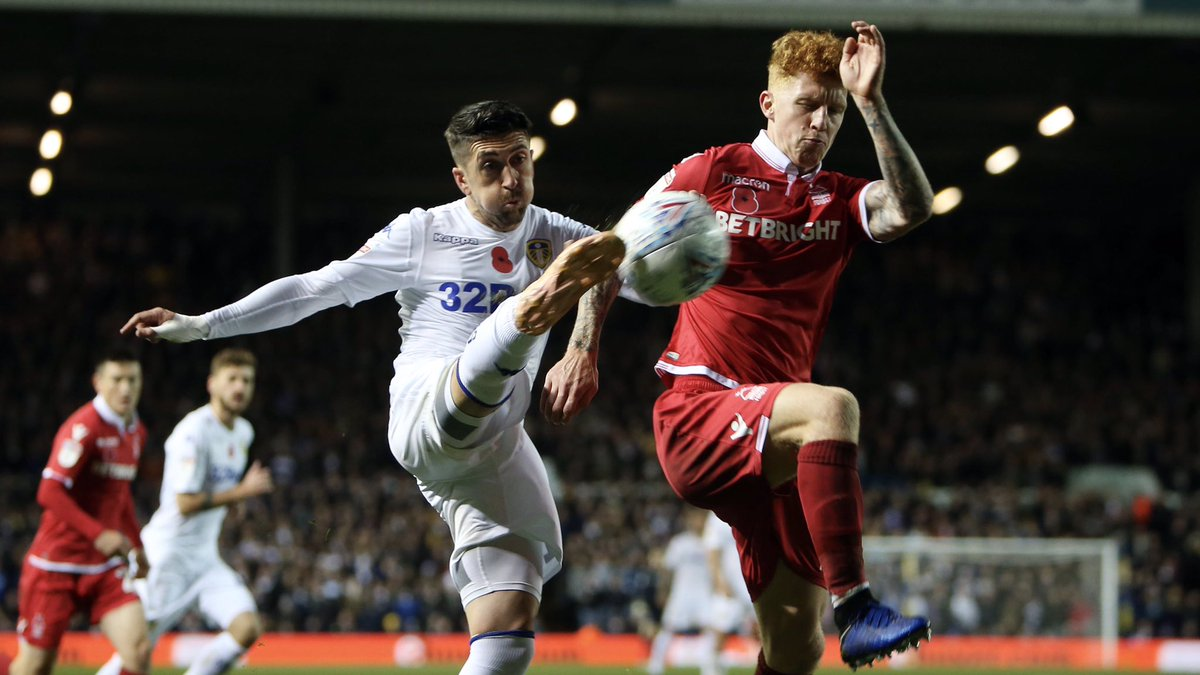 Leeds – Nottingham Forest 1-1