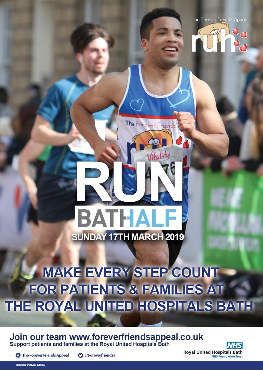 Run the Bath Half