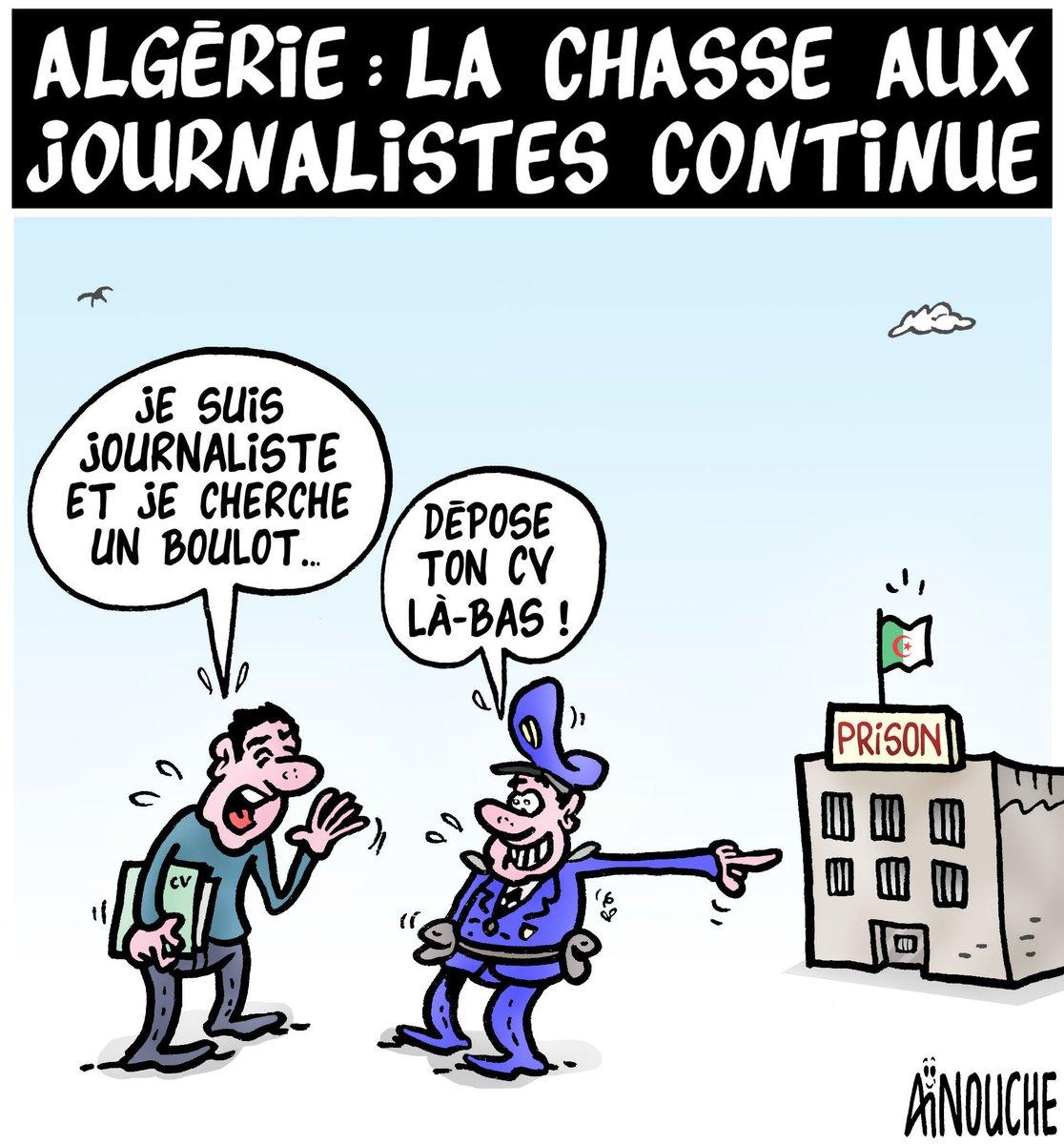 Ghilas Ainouche On Twitter Algerie La Chasse Aux