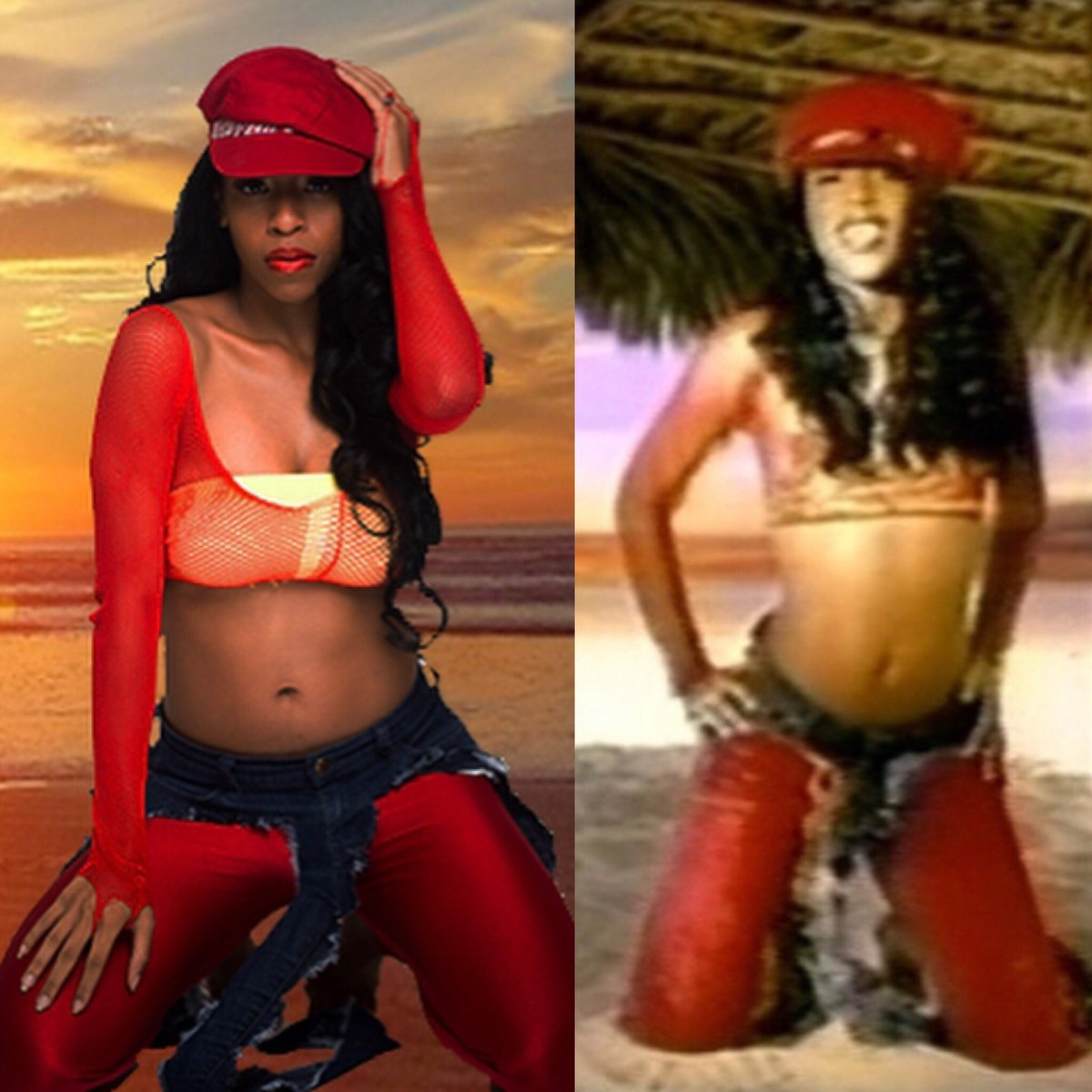 Aaliyah For Mac On Twitter Aaliyah Fan Butwhoisshe S Amazing Rock The Boat Halloween Costume Remember To Enter The Official App Aaliyah Halloween Giveaway Over On The App Aaliyahapp