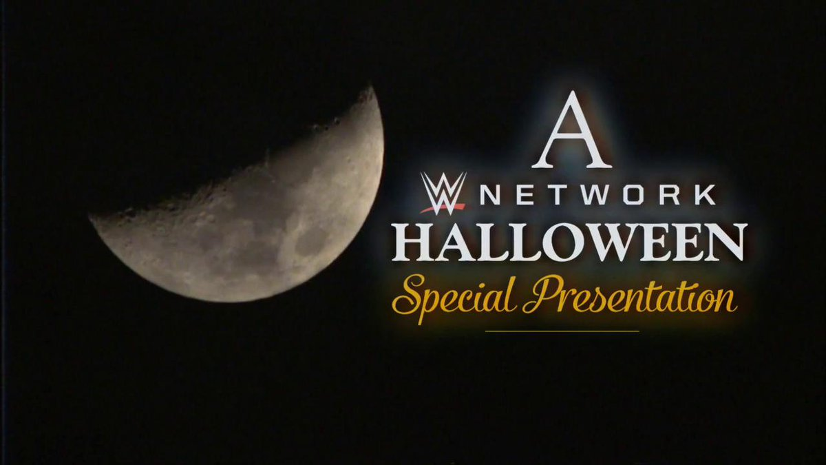 You wont want to miss a little #HouseHardyHalloween TOMORROW after #WWEEvolution!
