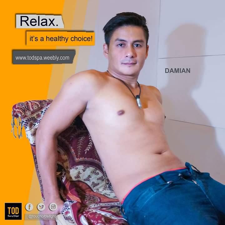 Massage manila male Touch of