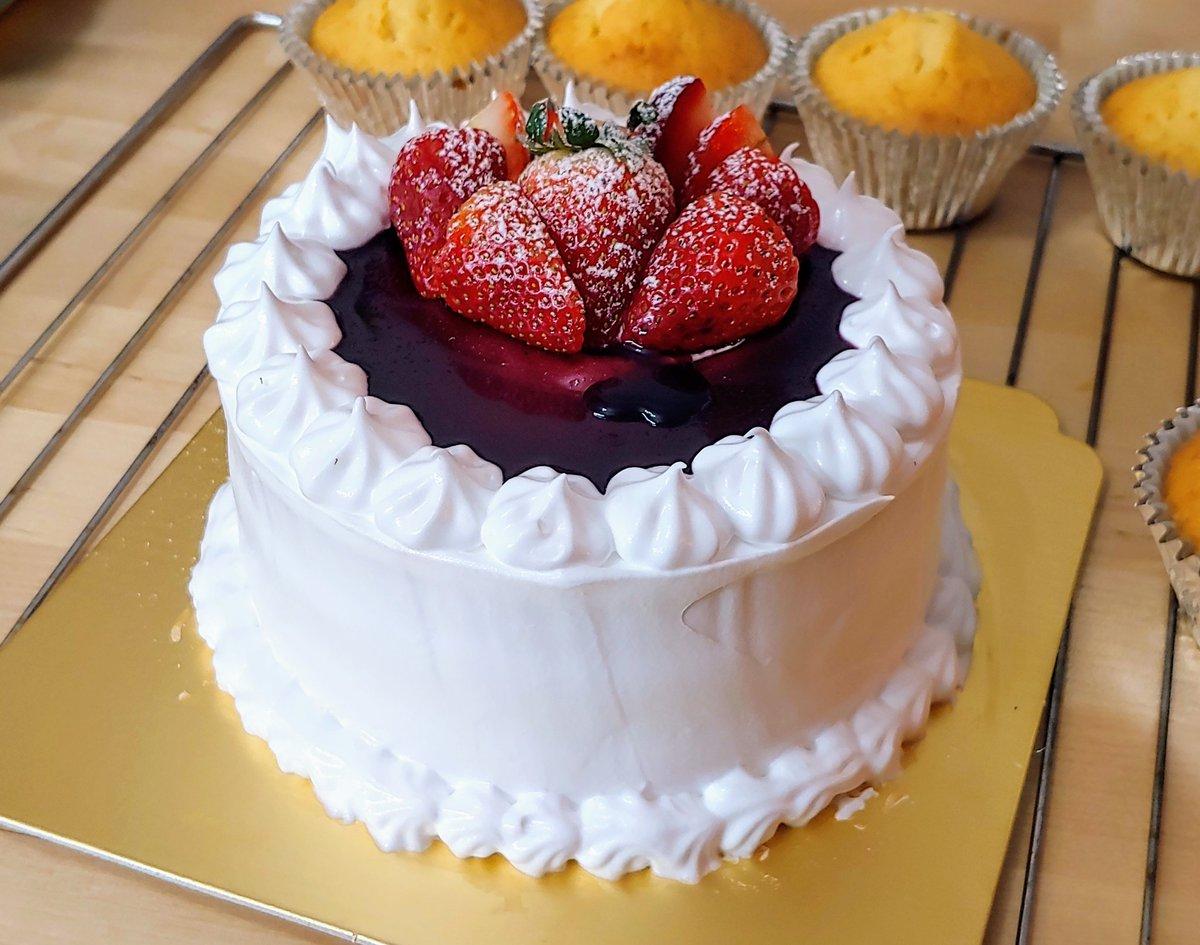 Panida Ottesen On Twitter Tonights Bake Fresh Strawberry And