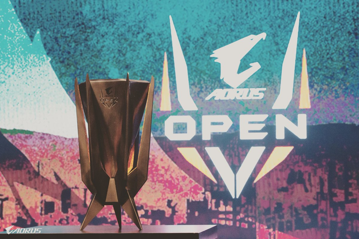 6 teams enter. Only 1 will prevail. Who will take the #AorusOpen victory to bring home $20,000?  See the details at:  https:// open.aorus.com /   <br>http://pic.twitter.com/CUj50NxOXQ