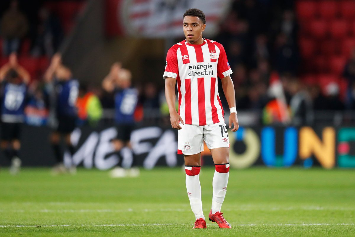 Image result for Donyell Malen(PSV)
