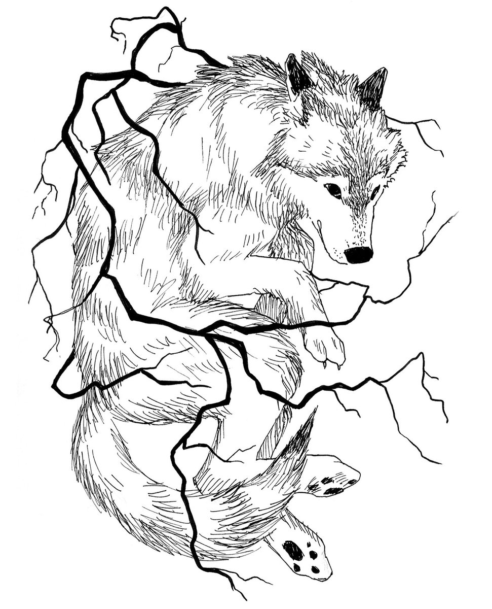 Christine Kornacki On Twitter This Is Raiju The Thunder Animal A Legendary Creature From Japanese Mythology Day 27 Thunder Inktober Inktober2018 Raiju Wolf Https T Co 6mugio58jp Read raijū from the story the ultimate yōkai guide by sandydragon1 with 1,315 reads. christine kornacki on twitter this is