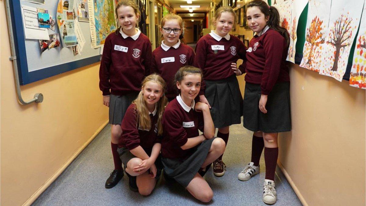 Irish school girl pictures 12