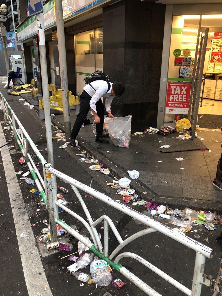 幼稚園から渋谷だった私として…  渋谷に集まるハロウィンに  虚しさを感じた。