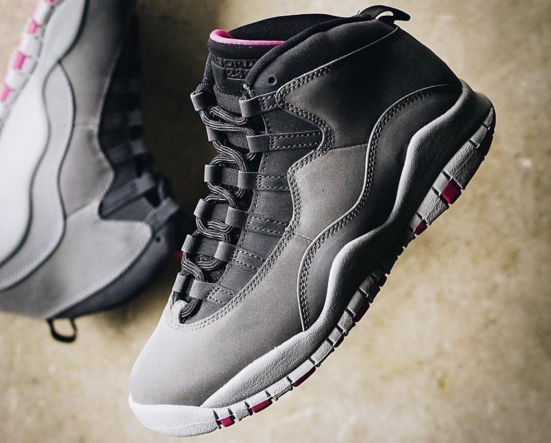 45a28716643082 The new Air Jordan 10 in