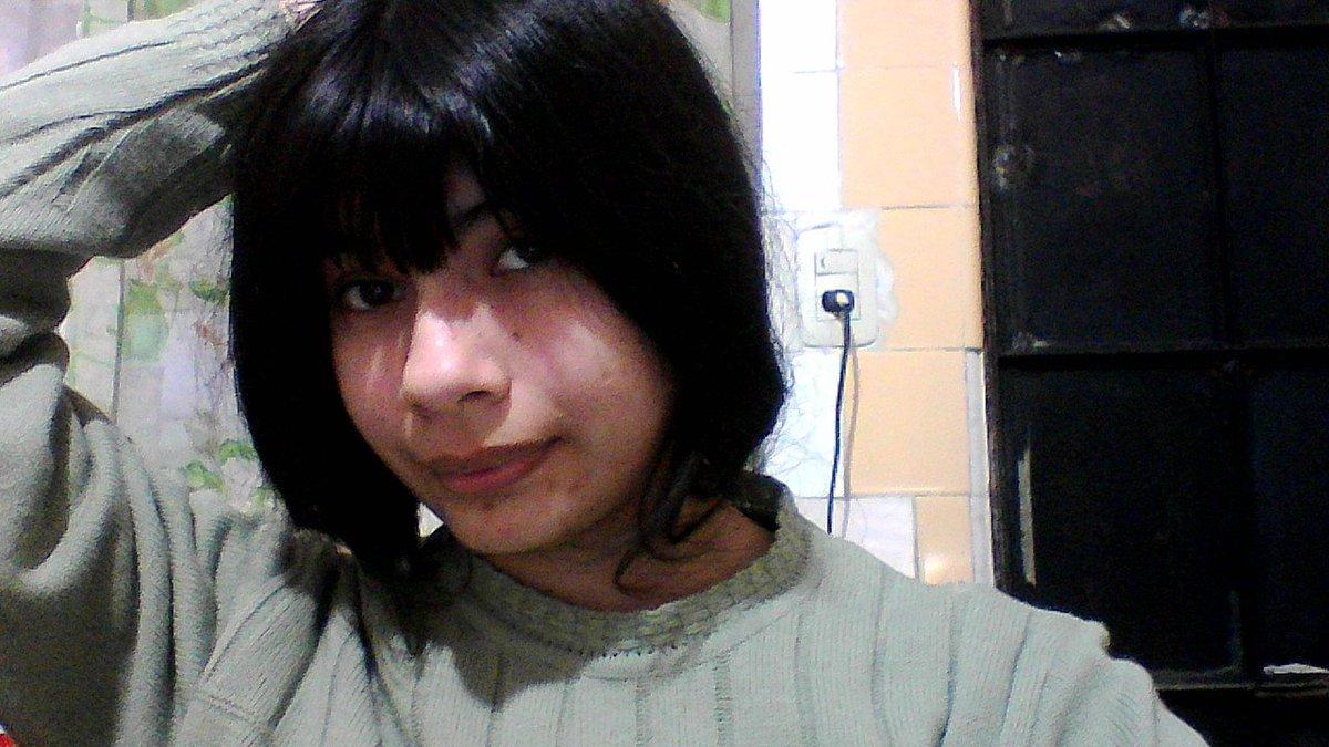 Como me veo con el pelo corto