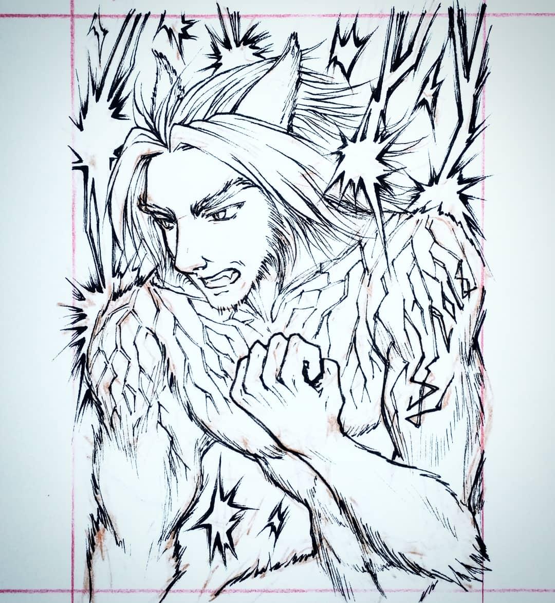 Sonia Leong Ar Twitter Day27 Inktober Thunder Inktober The Japanese God Of Thunder Raiju Is Often Represented By A Blue White Wolf Inktober2018 Art Drawing Illustration Inking Inktoberday27 Inktober2018day27 Inktoberthunder Contact saova drawing on messenger. twitter