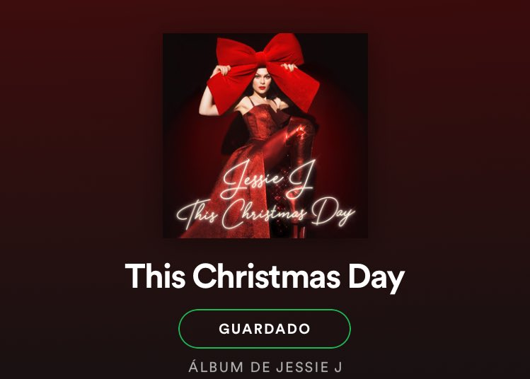Jessie J This Christmas Day.Thischristmasday Hashtag On Twitter
