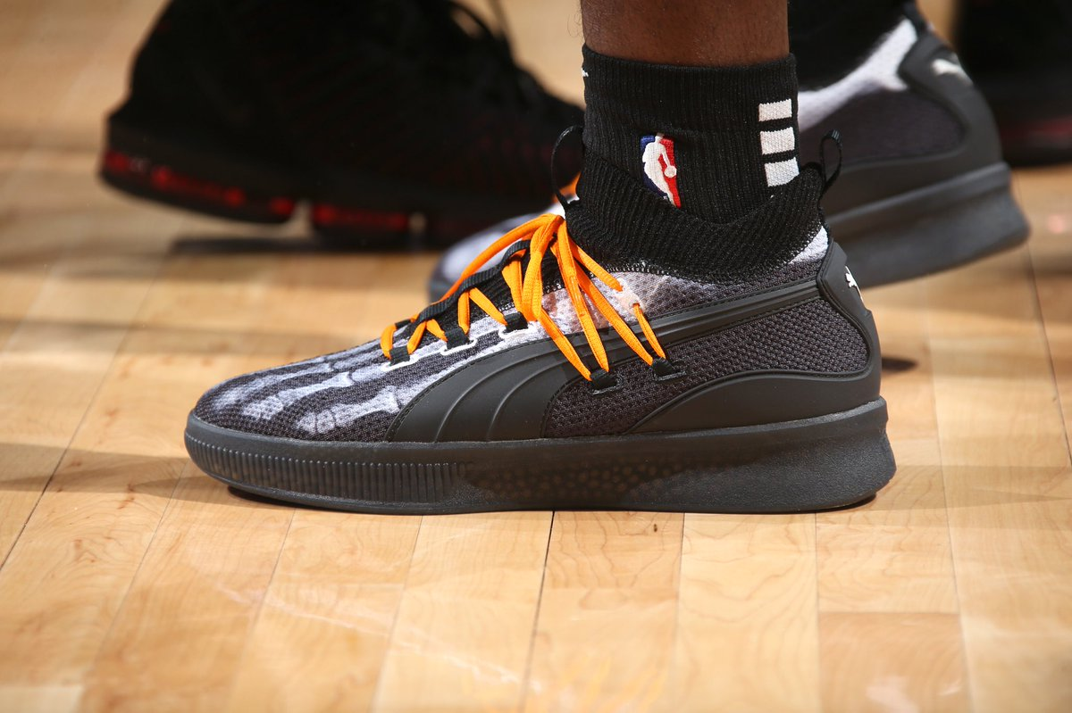 8331dfdbed9a solewatch scary terry trozzay3 in the pumahoops clyde court x ray brian  sevald