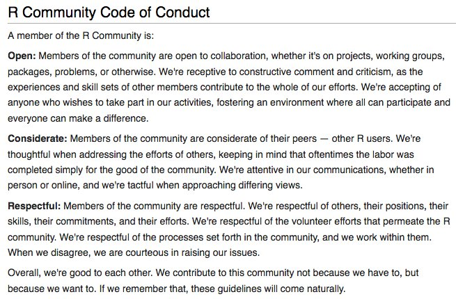 1bc59c4707f Read it if you can! https   wiki.r-consortium.org view R Consortium and the R Community Code of Conduct  …pic.twitter.com 7OzLxHCuAN