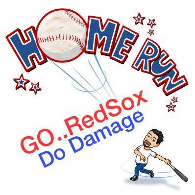 Not only doing Damage to the @Dodgers .. they R going ballistic!! #GO @RedSox #WorldSeries18