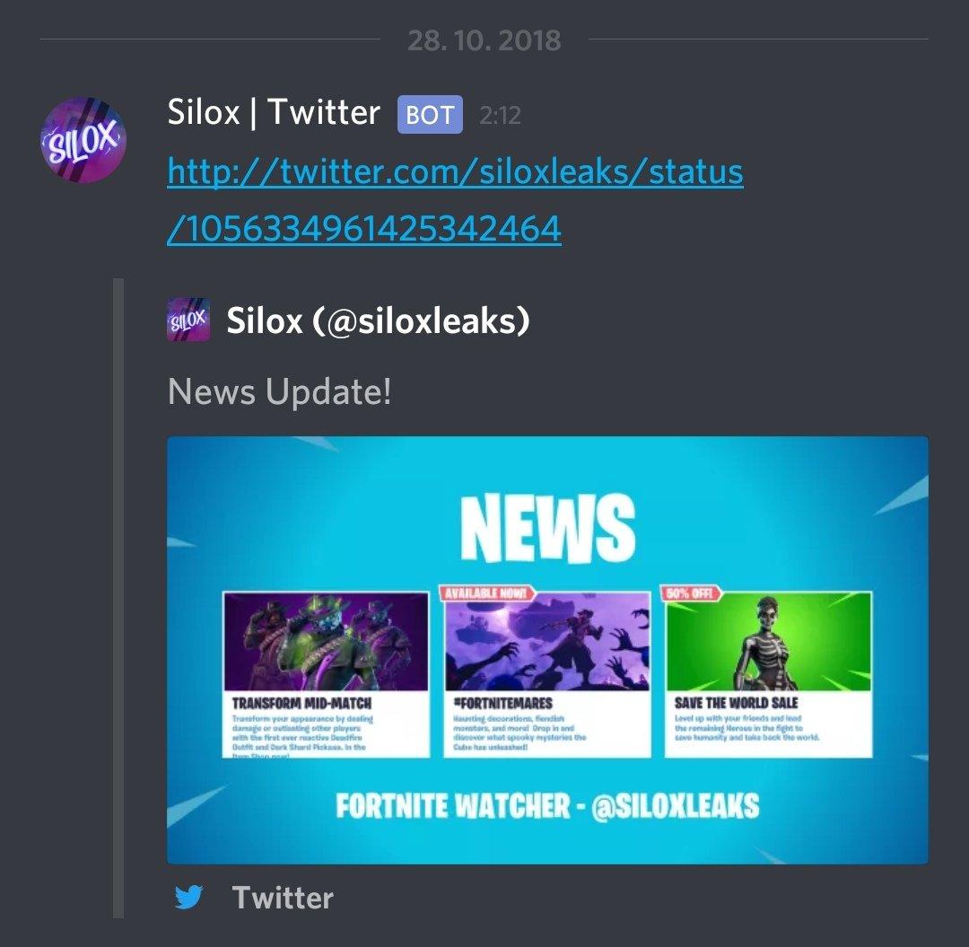 s1l0x on Twitter: