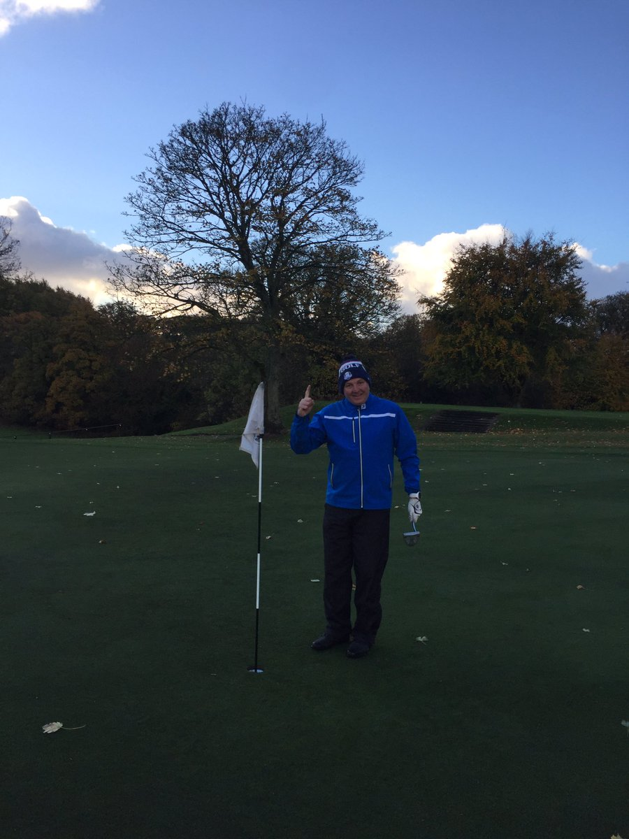 Durham City Gc On Twitter Hole In One Alert Peter Gallagher