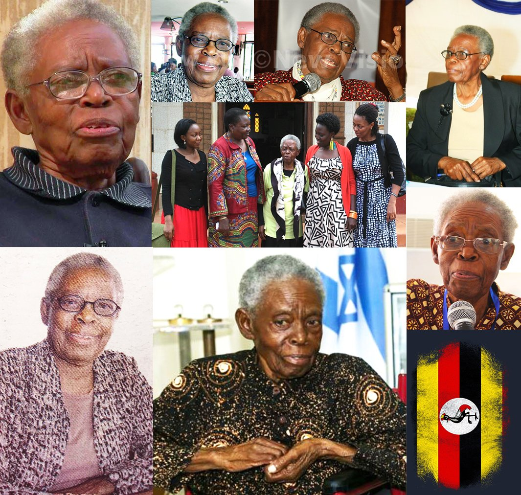 "UGANDA: Sarah Nyendwoha Ntiro (Jan. 1, 1925 – Oct. 22, 2018) was 1st woman university graduate in East and Central Africa. Graduated from Oxford in History in 1954. At Makerere was denied to study Maths cos tutor said he ""did not teach girls"" #MyHero https://www.facebook.com/WoGA1884/"
