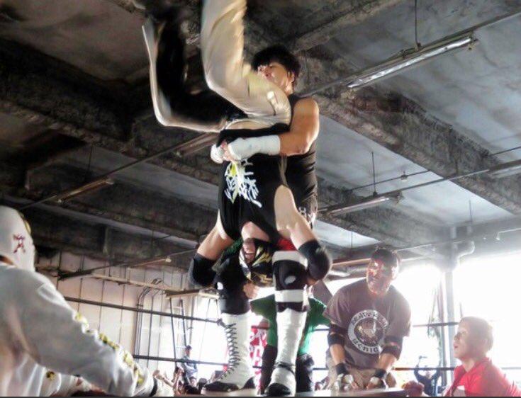 Furasshu nyūsu #9: Breves de la Lucha Libre Japonesa 11