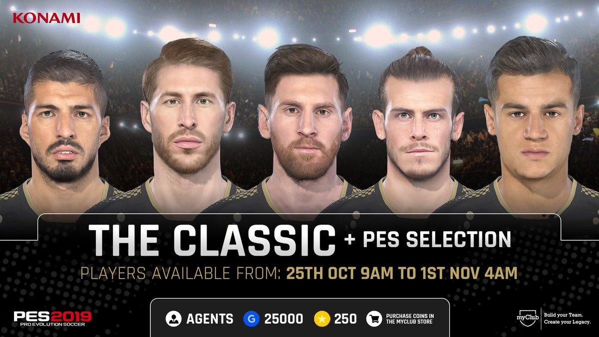 Pro Evolution Soccer on Twitter: