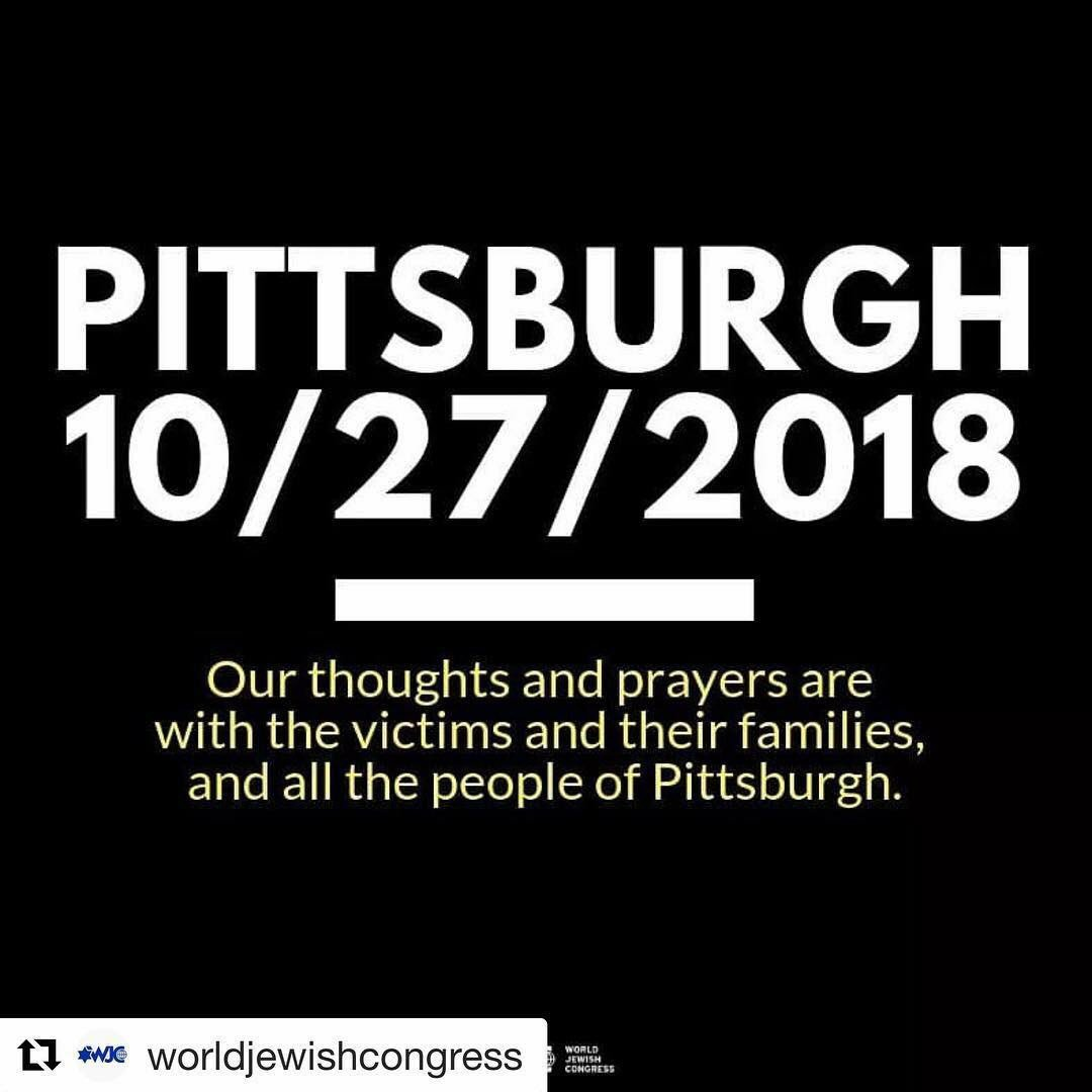 pittsburghattack hashtag on Twitter