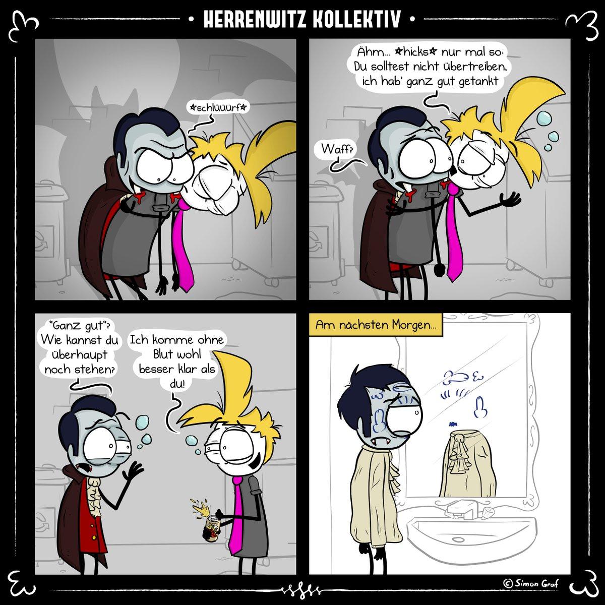 Comicgraf On Twitter Guten Morgen An Alle Vampire