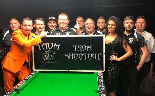 🎱 SHEPPYS SHOOTOUT SUCCESS 🏆 Jordan Shepherd kept his cool when it mattered as he won the inaugural Taom Shootout last night. Read our review of this special evening here ➡thecueview.com/blackball-pool…