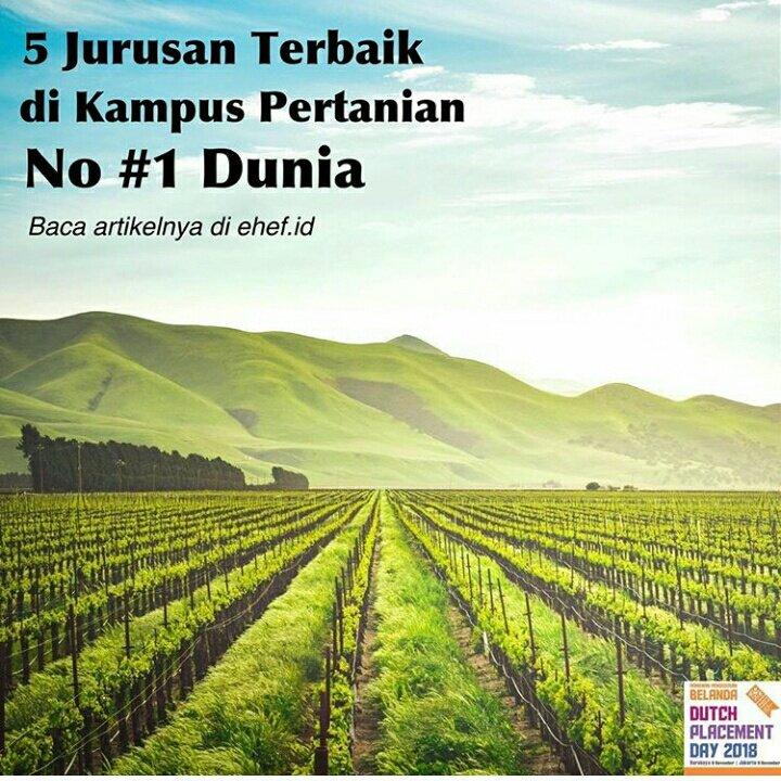 Ehef Indonesia On Twitter Ingin Berkontribusi Di Bidang Pertanian