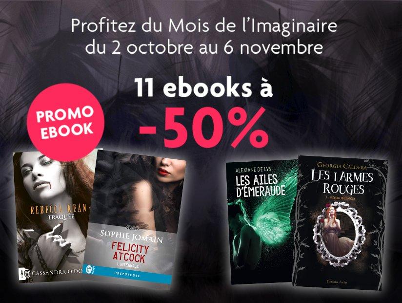 Liste - Spécial Halloween : Frissons, action et romance !  DqmUUpMX0AA8v2i