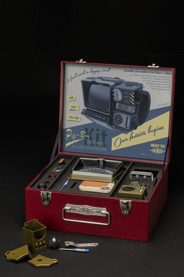 RT to enter to win a #Fallout76 Pip-Boy kit from @TheWandCompany in celebration of #Fallout3's 10th Birthday.   Official Rules: https://beth.games/2Rk5V1X