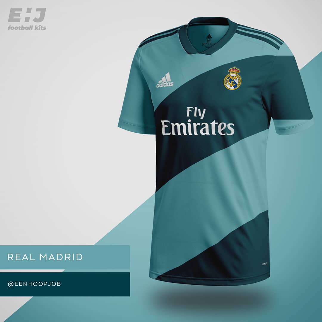f5c8f84d4fc Job - Eenhoopjob Football Kit Designs on Twitter