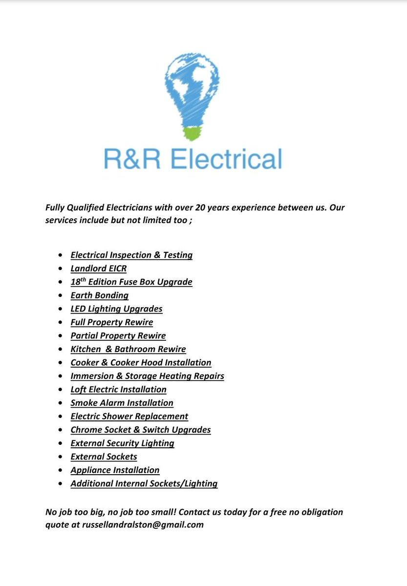 Rr Electrical Rrelectrical1 Twitter Electric Shower Wire Fuse Board 0 Replies 4 Retweets 3 Likes