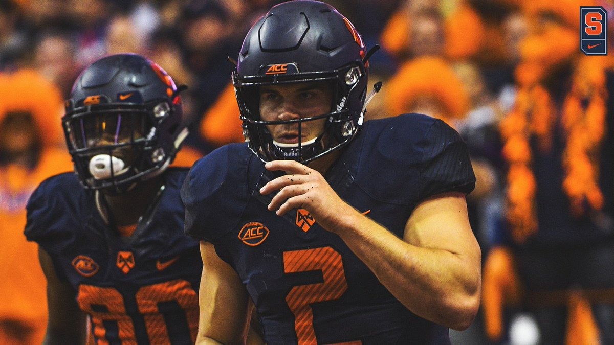 RANKED: Orange football back in the Top 25