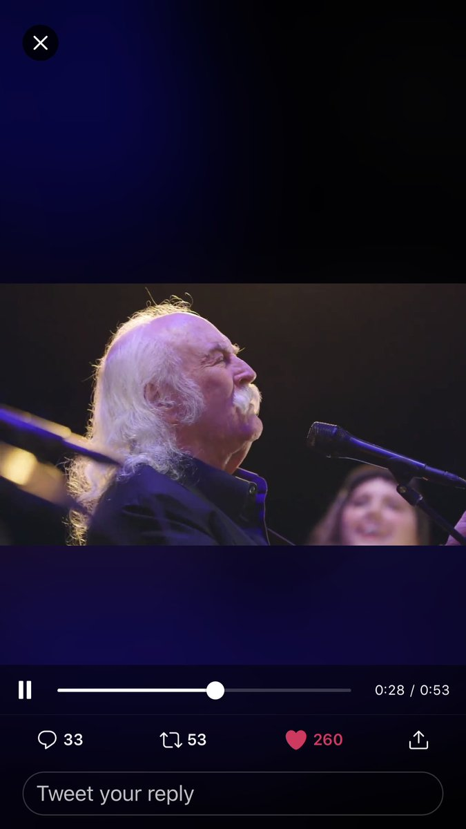 I've only just seen this Beth. A tremendous compliment to my daughter knowing that @thedavidcrosby's harmonies has captured hearts around the world for a lifetime. #grateful #harmony #HereIfYouListen #Friendship @boutwillismusic<br>http://pic.twitter.com/m38Jvex64y