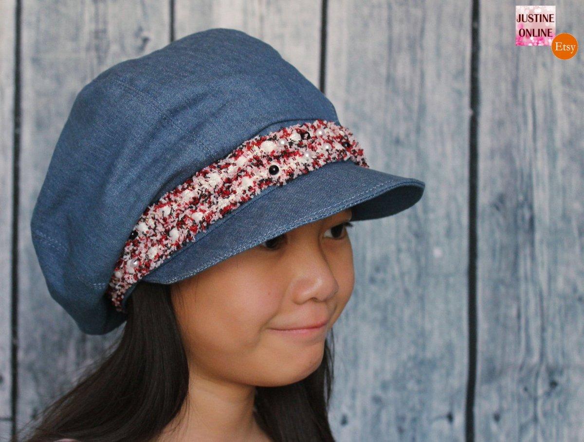 ea59f6633d9  summerhat  hat  tweedtrim  denimhat  gatsbycap  newsboycap   fashionaccessories  fallhat