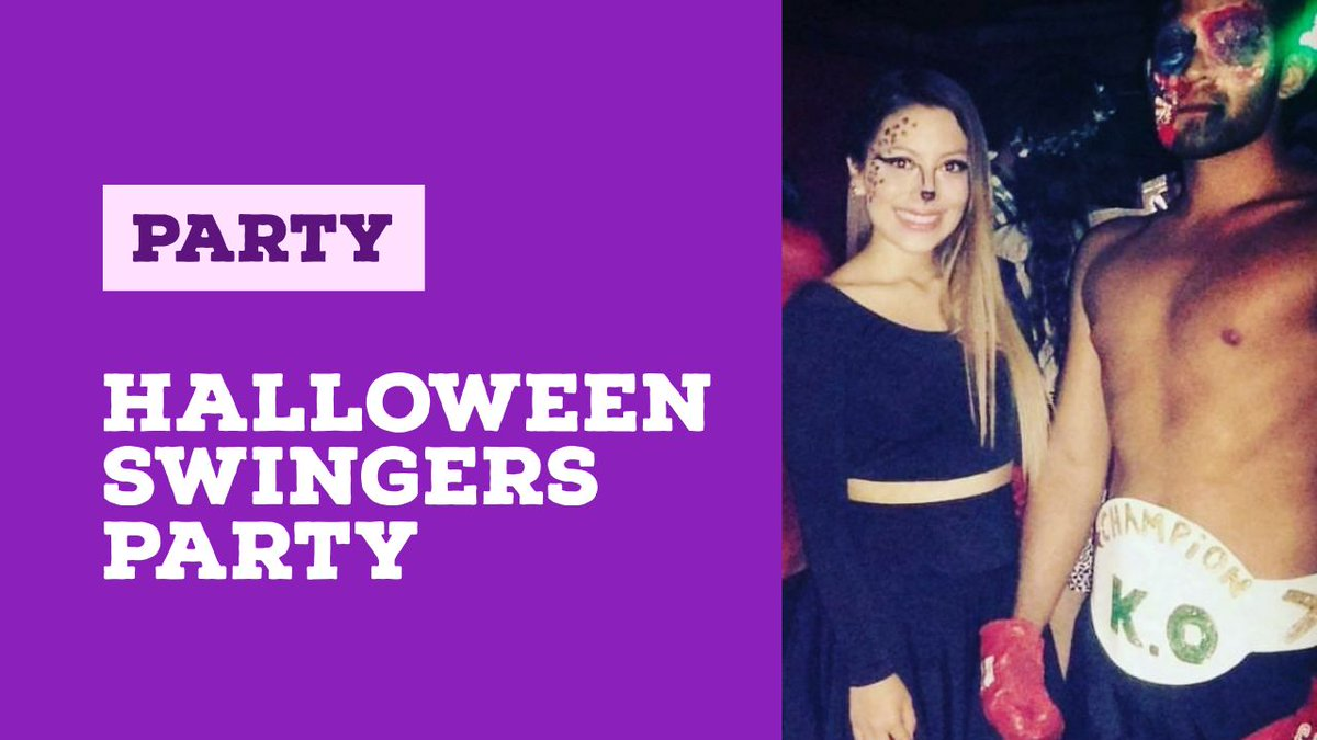 Halloween party swinger, adult movies streaming