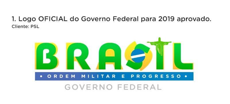 Resultado de imagem para LOGO GOVERNO BOLSONARO