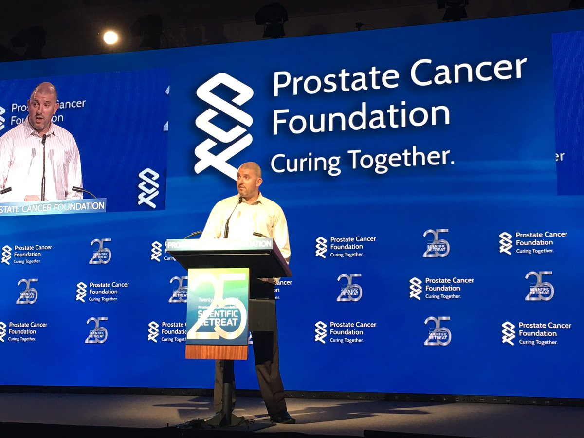 global prostate cancer research foundation)