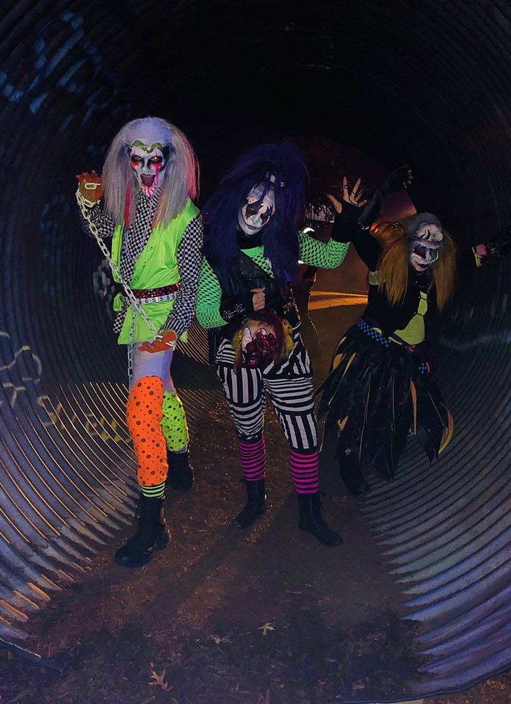 Six Flags St Louis On Twitter Just Clowning Around Frightfest2018