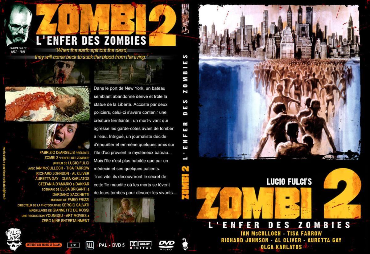 Zombie 2 Lucio Fulci