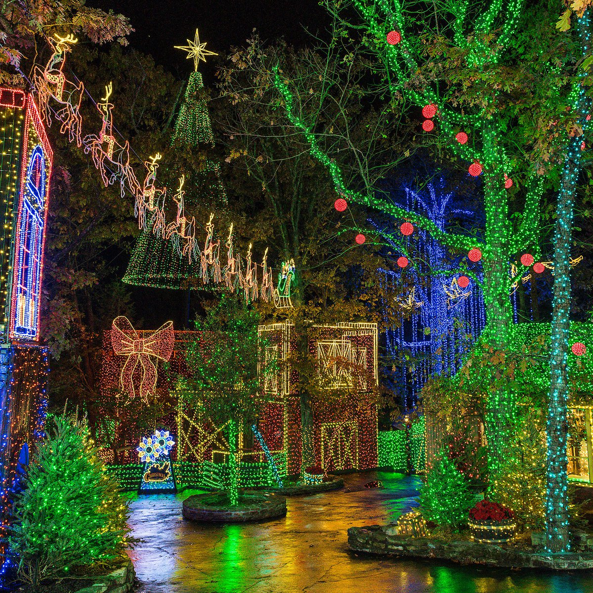Silver Dollar City Christmas.Silver Dollar City Attractions On Twitter It S