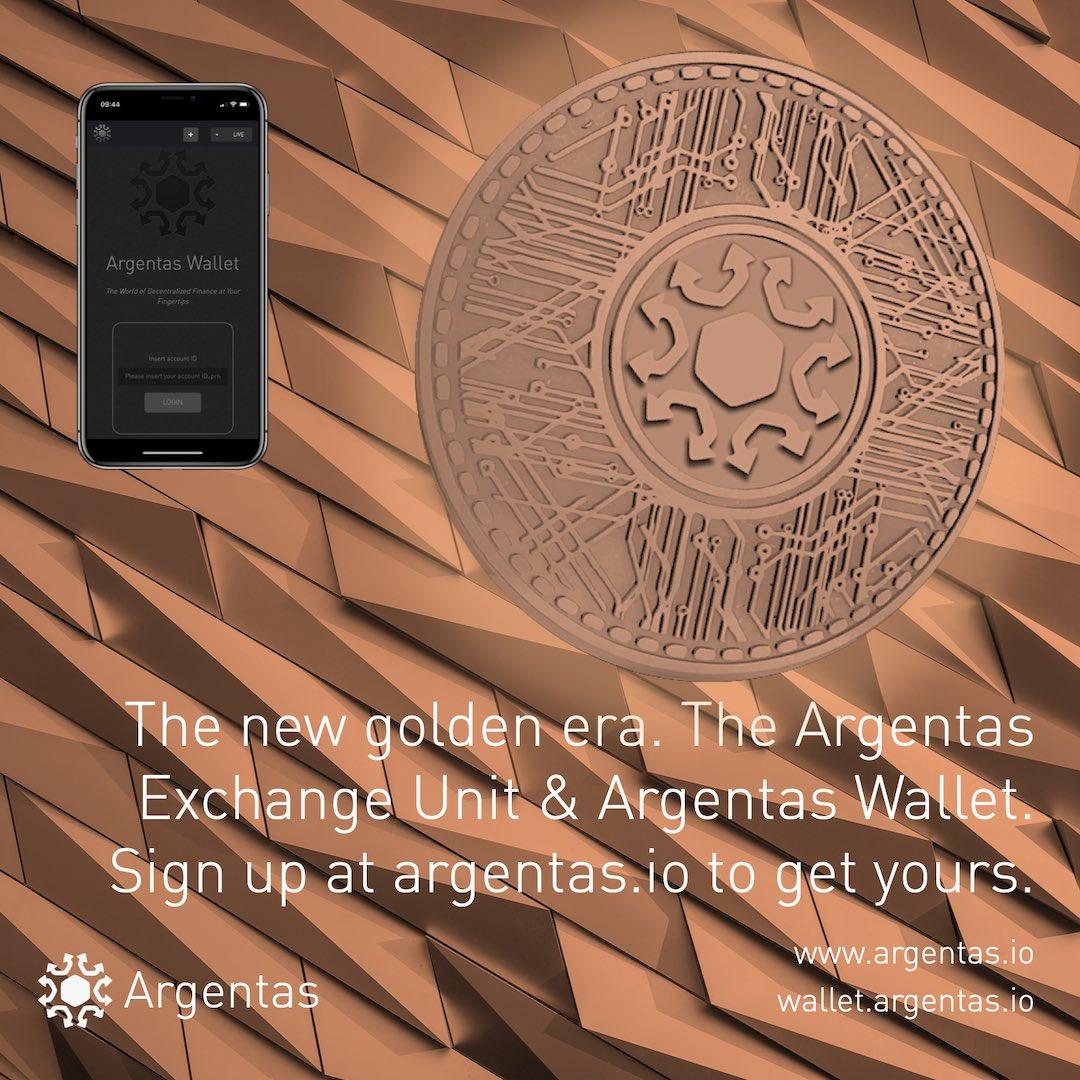 Argentas's tweet -