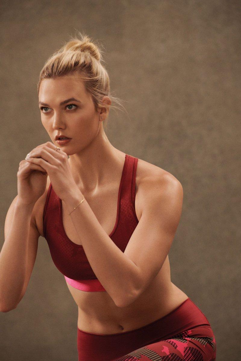 #KarlieKloss Models #adidas' New Statement Collection @karliekloss @adidas https://t.co/nPhRLUxww2